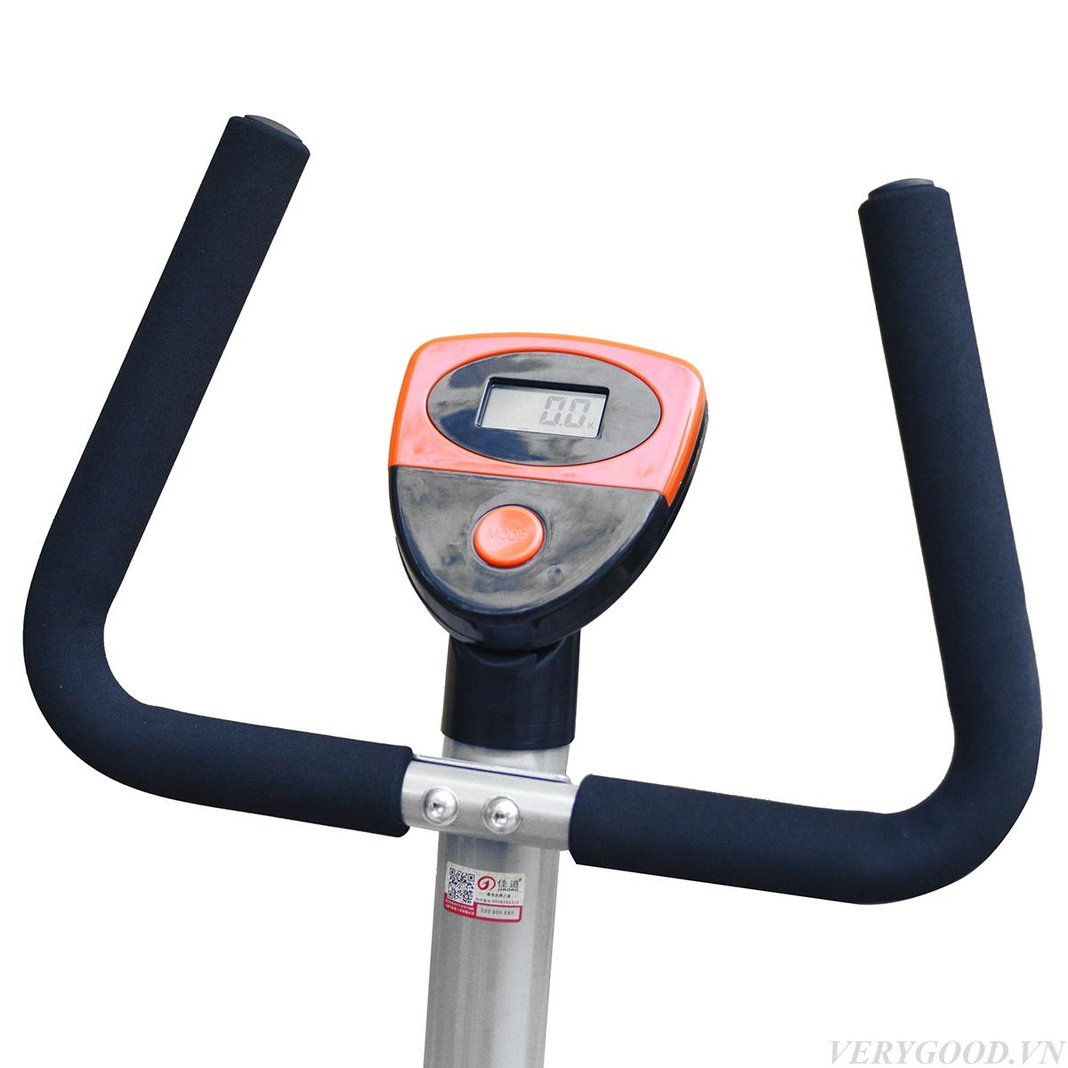 Đồng hồ xe đạp tập thể dục trong nhà