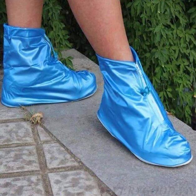 Kết quả hình ảnh cho ủng bọc giày đi mưa
